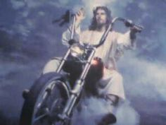 biker jesus